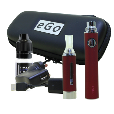 EVOD E-Cigarette Kit Red