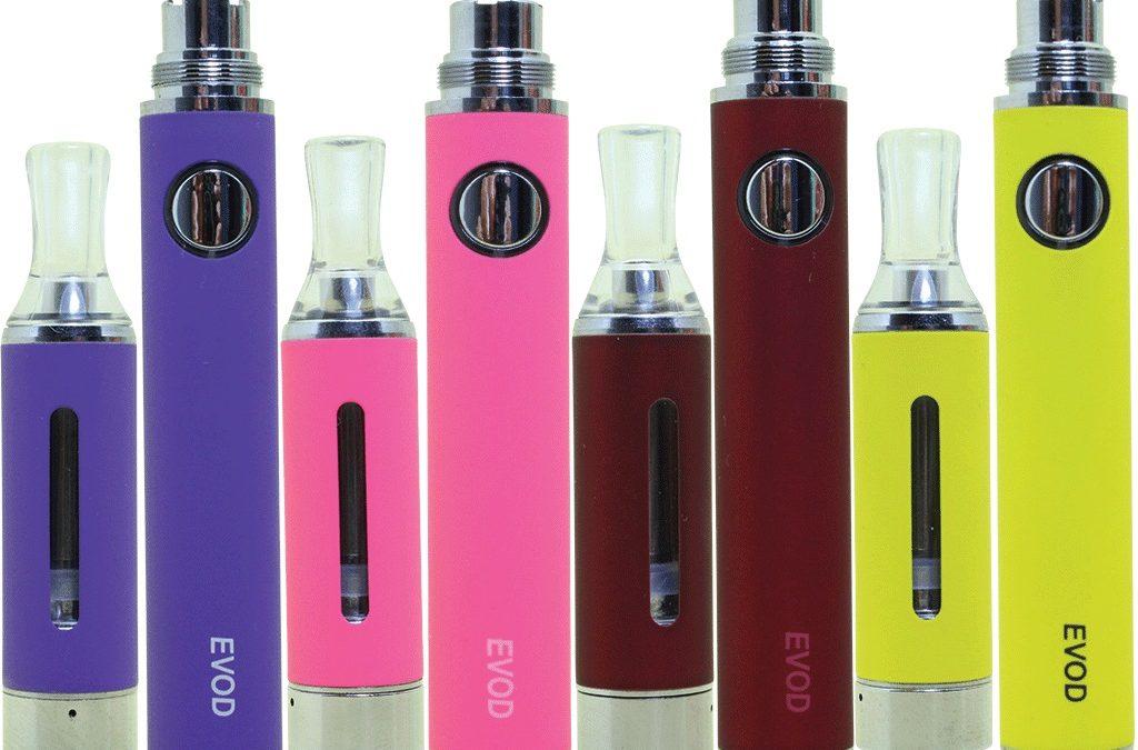 eGo vs. EVOD E-Cigarette