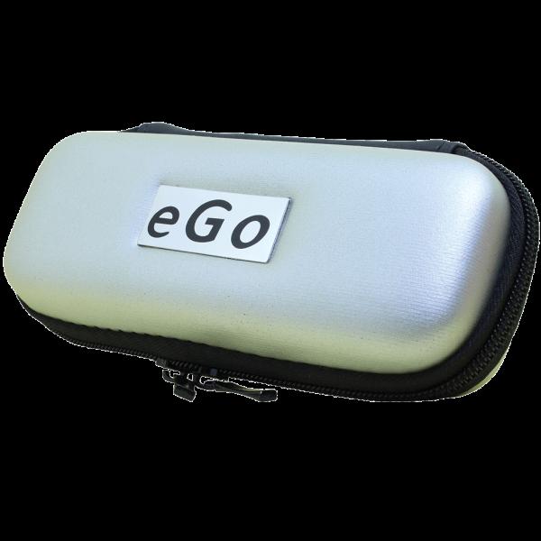 eGo E-Cigarette Case Silver