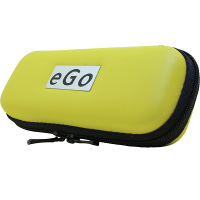 eGo E-Cigarette Case Yellow