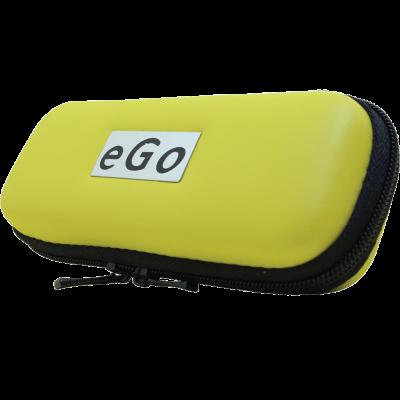 eGo E-Cigarette Case Yellow